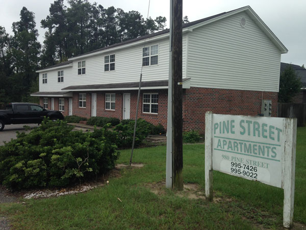 Apartment For Rent – 980 Pine Street, Aynor, SC