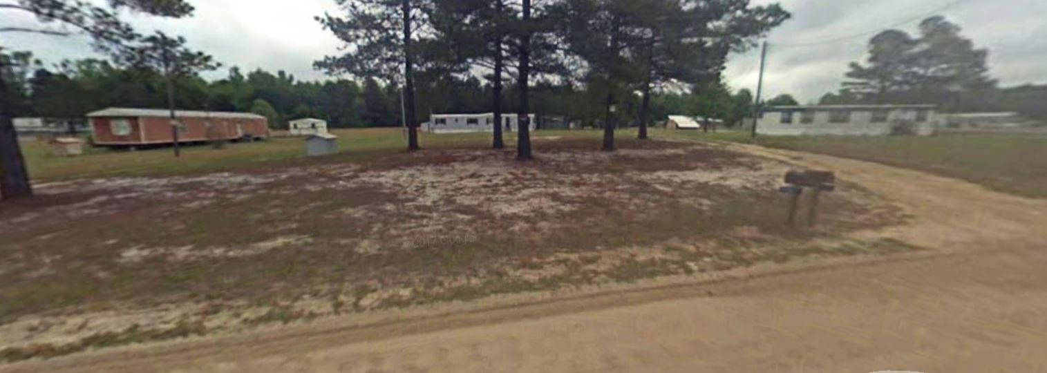 Mobile Home Lot for Rent – 5826 Cartwell Road, Mullins